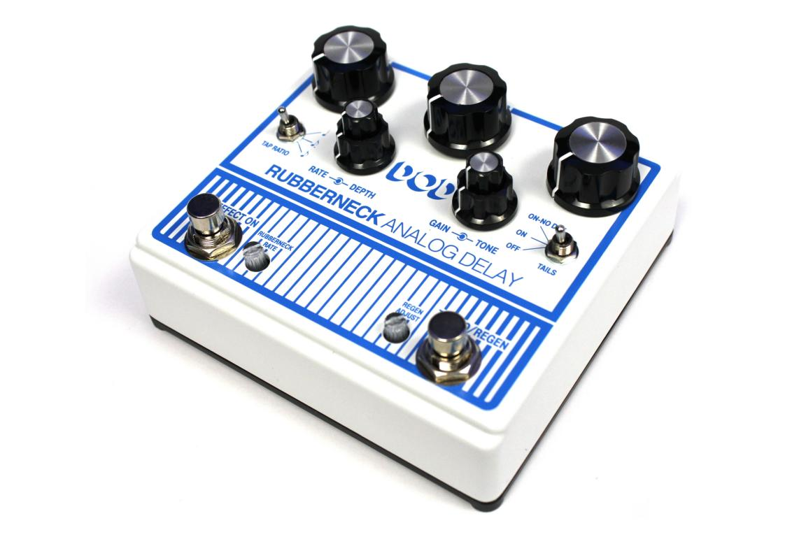 DOD Rubberneck Analog Delay