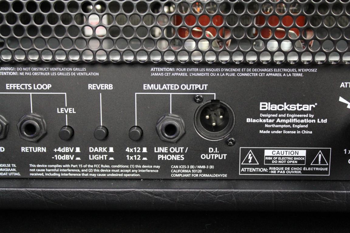 Blackstar HT Club 50 Mk II