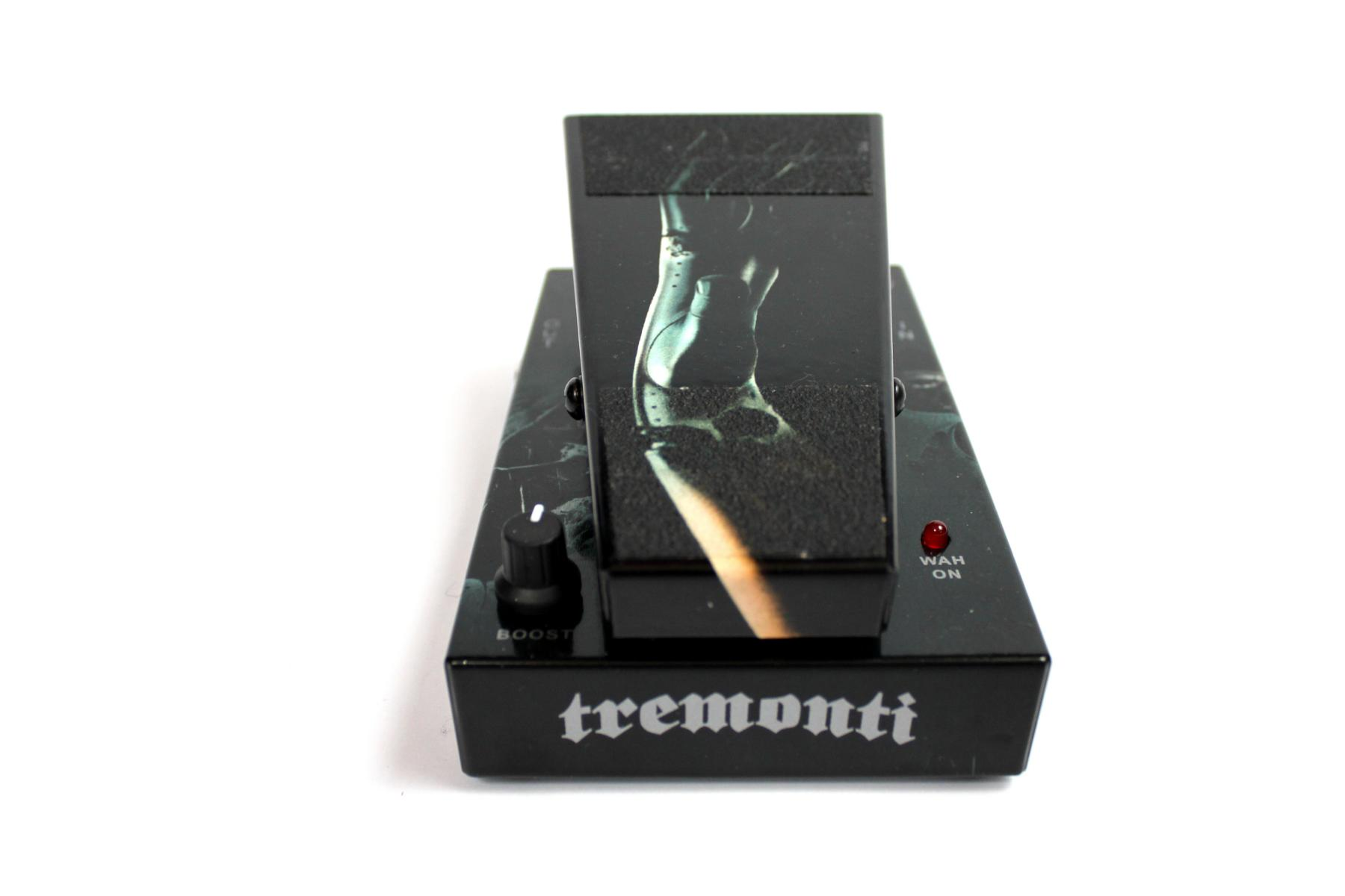 "Morley Mark Tremonti ""A Dying Machine"" Mini Wah"