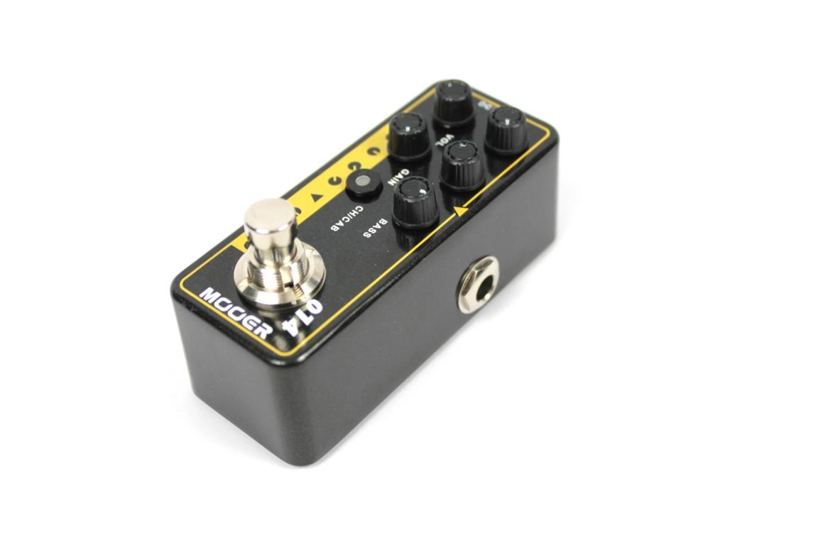 Mooer Preamp 014 Taxidea Taxus