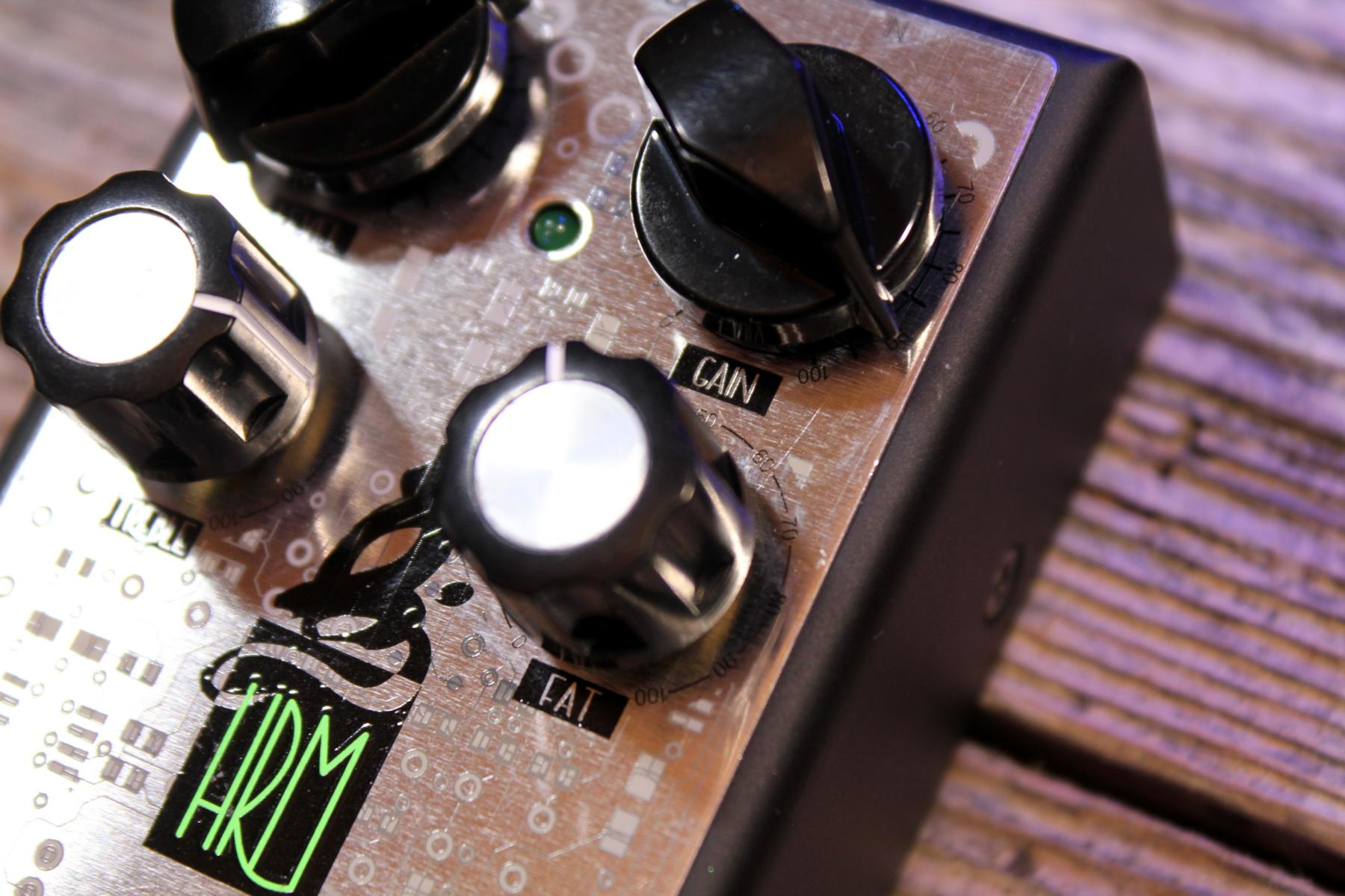 J. Rockett Audio Designs Hot Rubber Monkey Overdrive