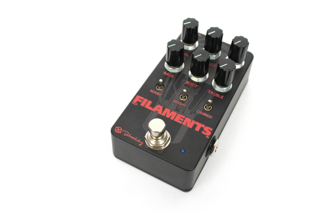 Keeley Filaments High Gain Distortion Pedal