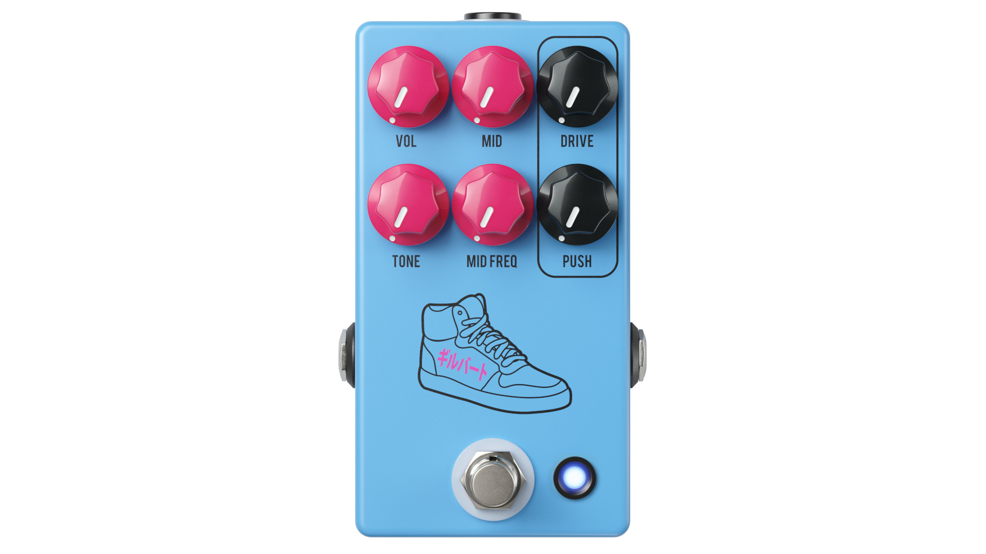 JHS Pedals Paul Gilbert Signature Distortion PG-14