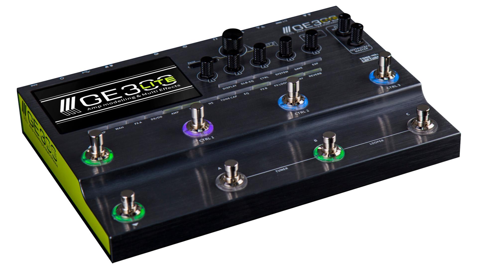 Mooer GE300 Lite - Multi Effects Processor