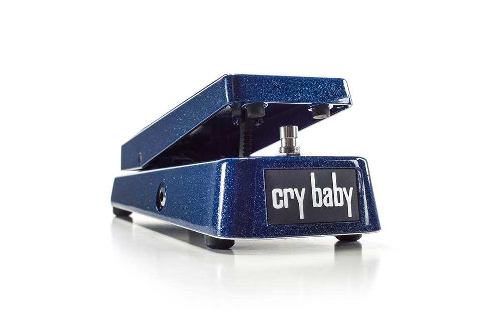 JIm Dunlop Cry Baby Blue