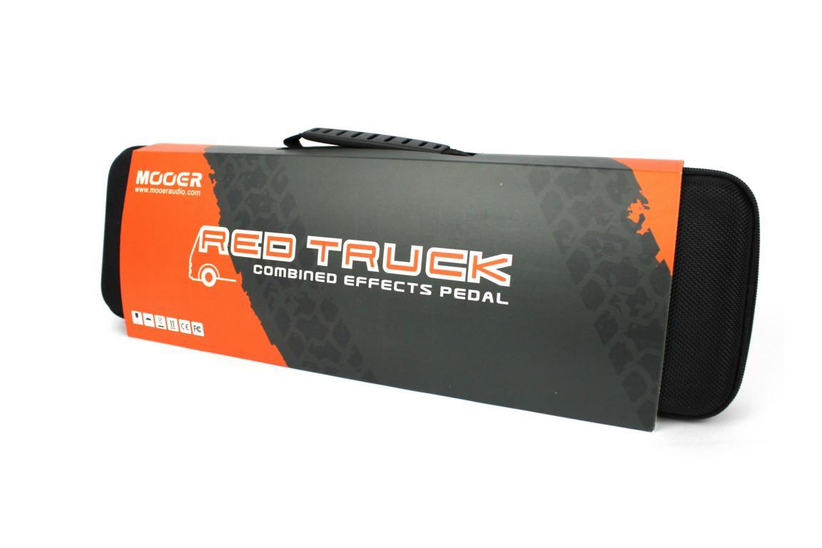 Mooer Red Truck – Multieffekt-Pedal