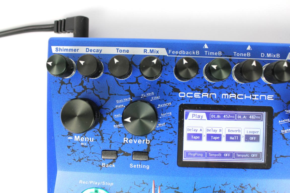 Mooer Ocean Machine