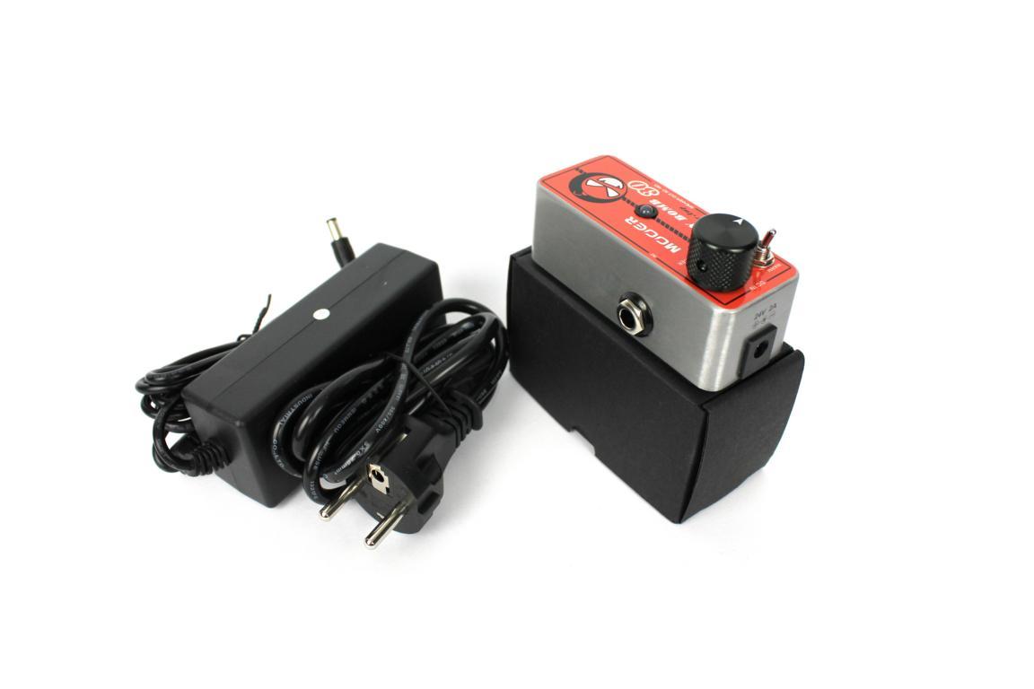 Mooer Baby Bomb 30 – kompakte 30-Watt-Endstufe für die Mooer Preamps etc.