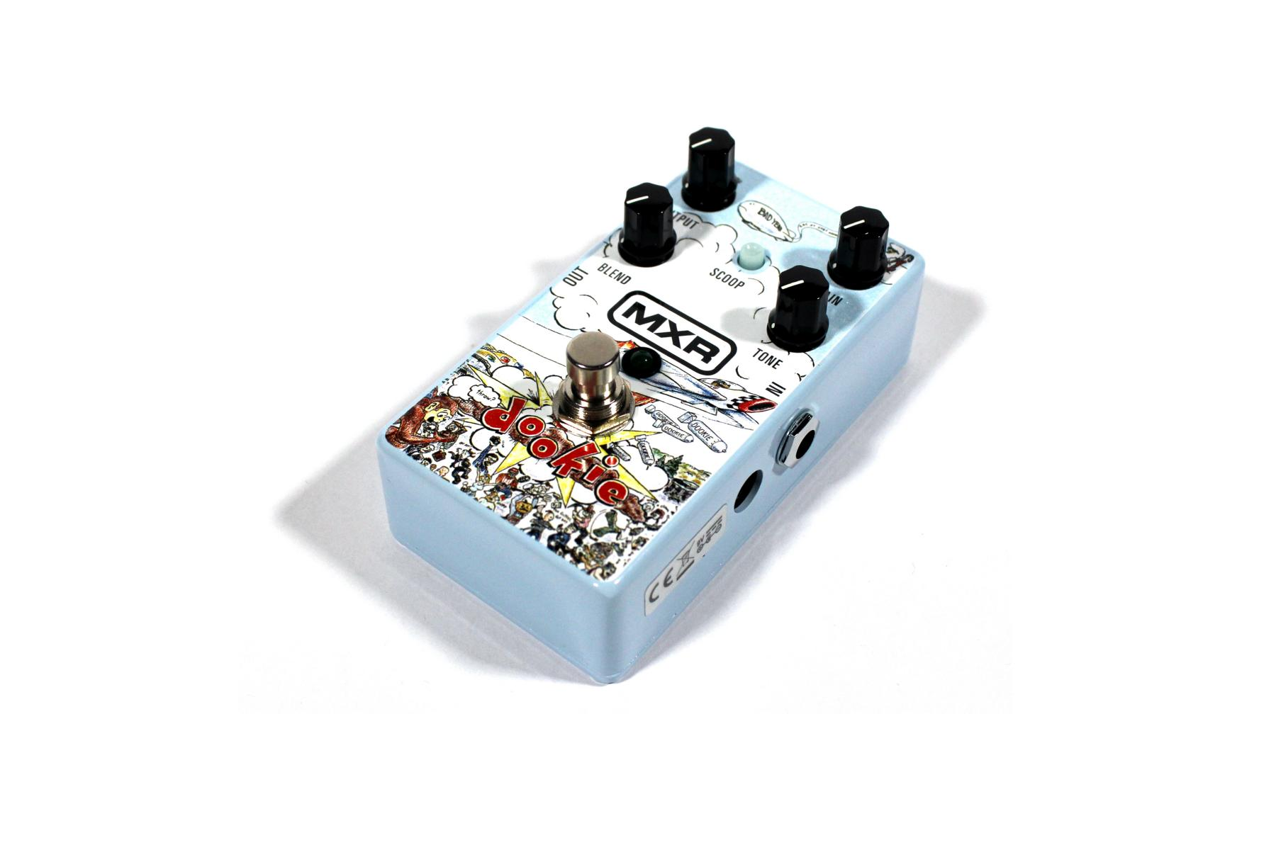 MXR Green Day Dookie Drive - Billie Joe Armstrong Signature Limited Edition