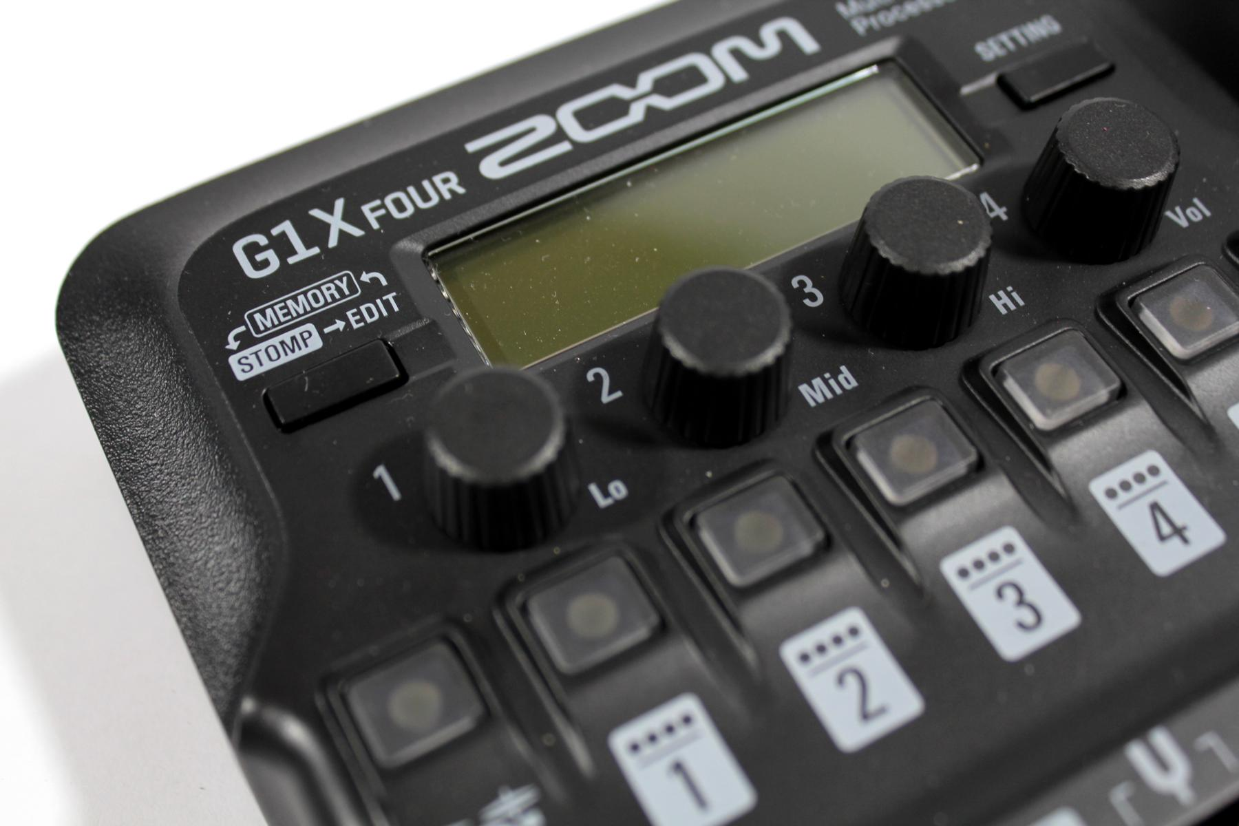 Zoom G1X Four Multi-Effects Processor