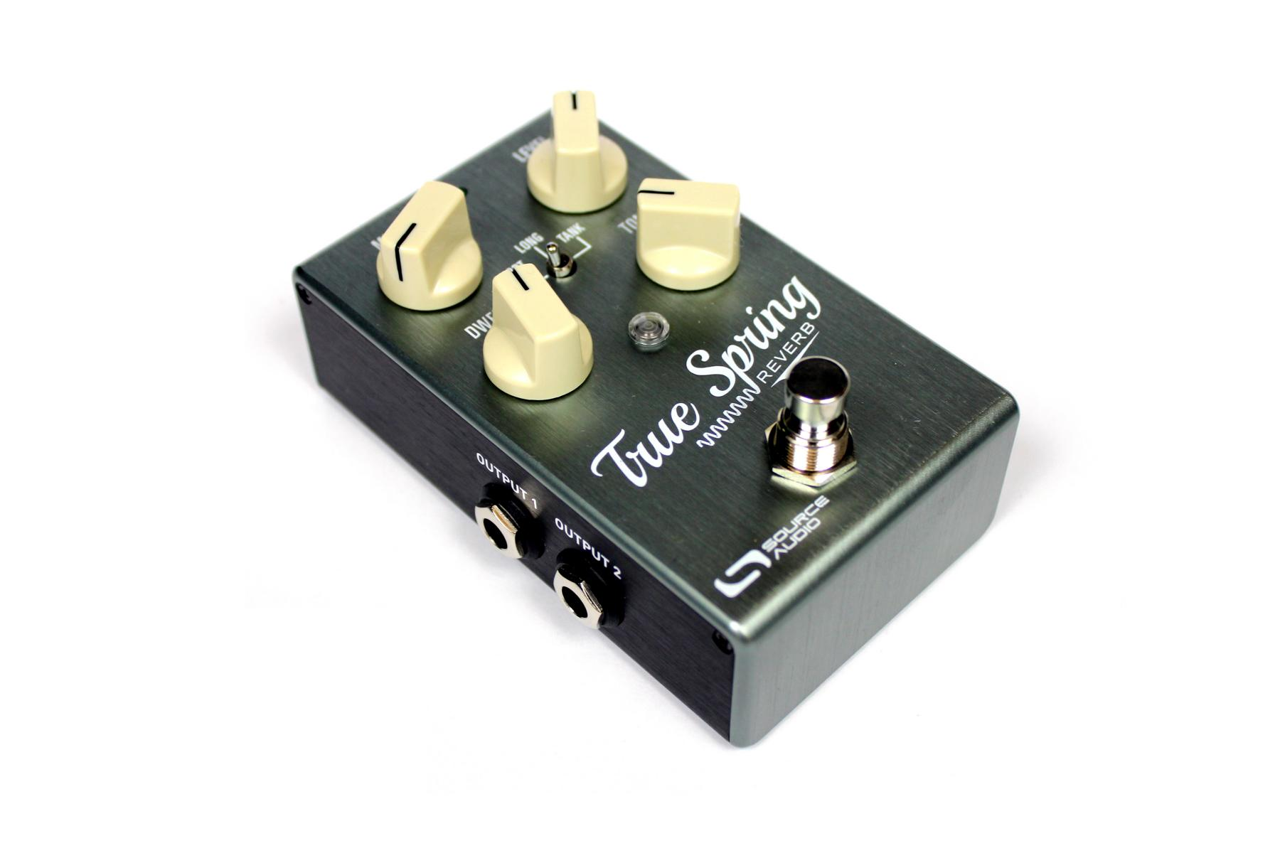 Source Audio Series One True Spring Reverb