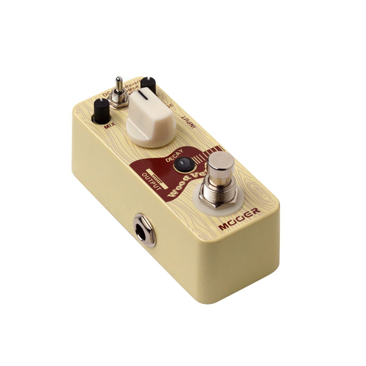Mooer MRV-3 Woodverb