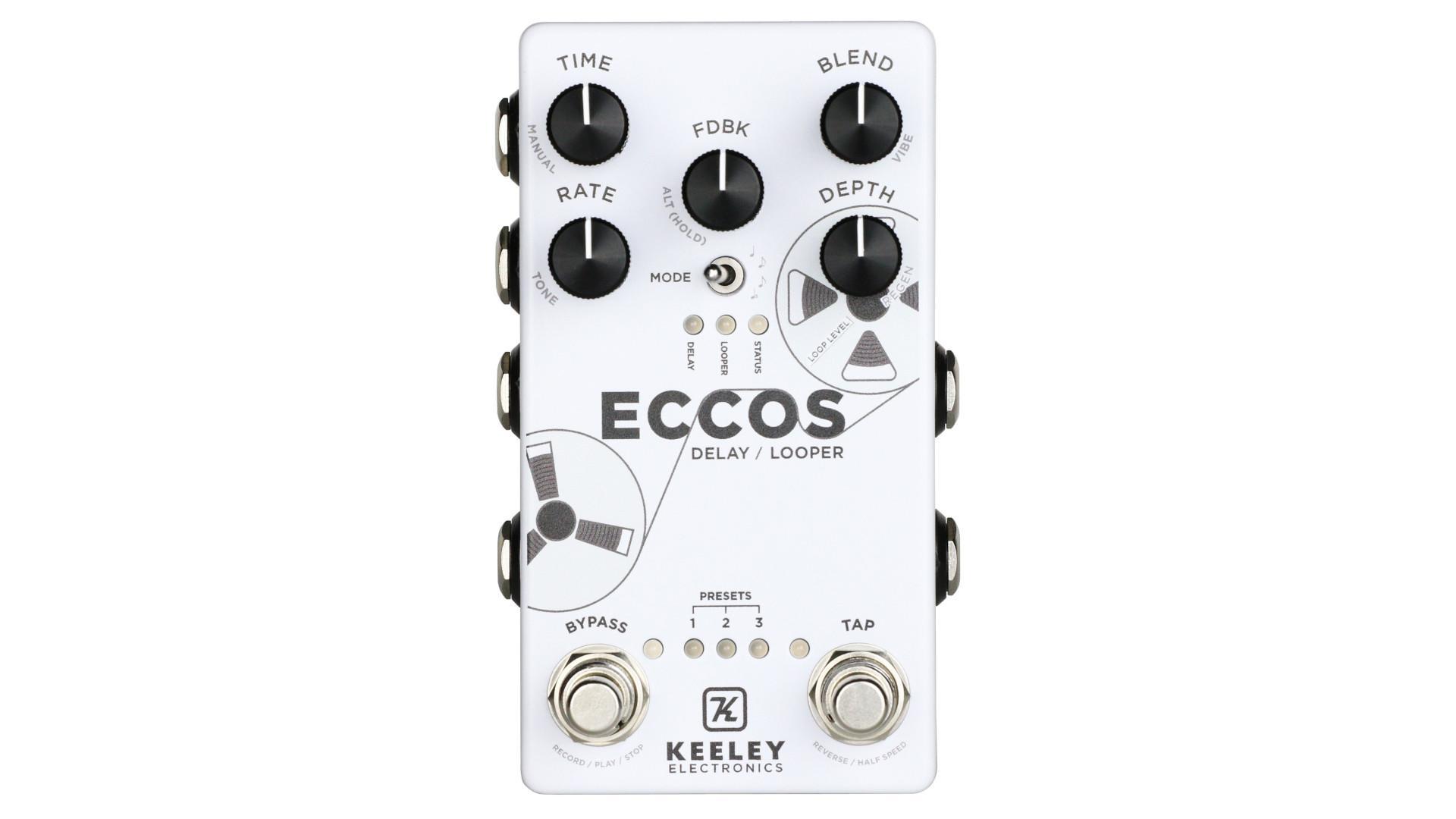 Keeley Electronics ECCOS - Delay / Looper