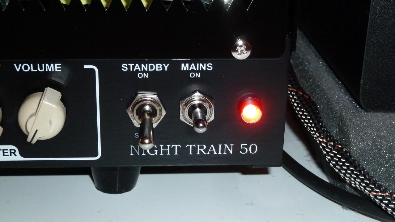 VOX Night Train 50H-G2