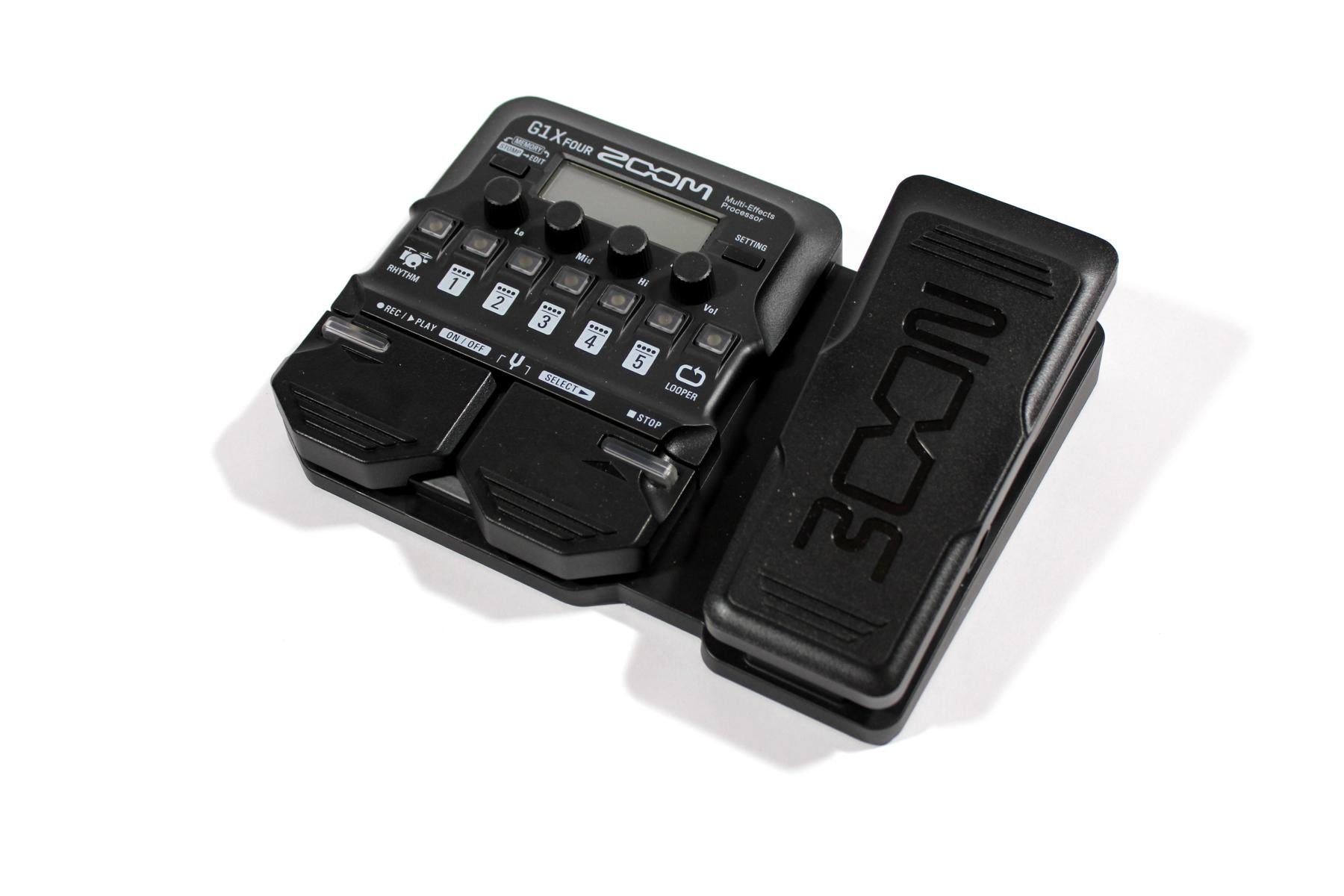 Zoom G1X Four Multi-Effects Processor