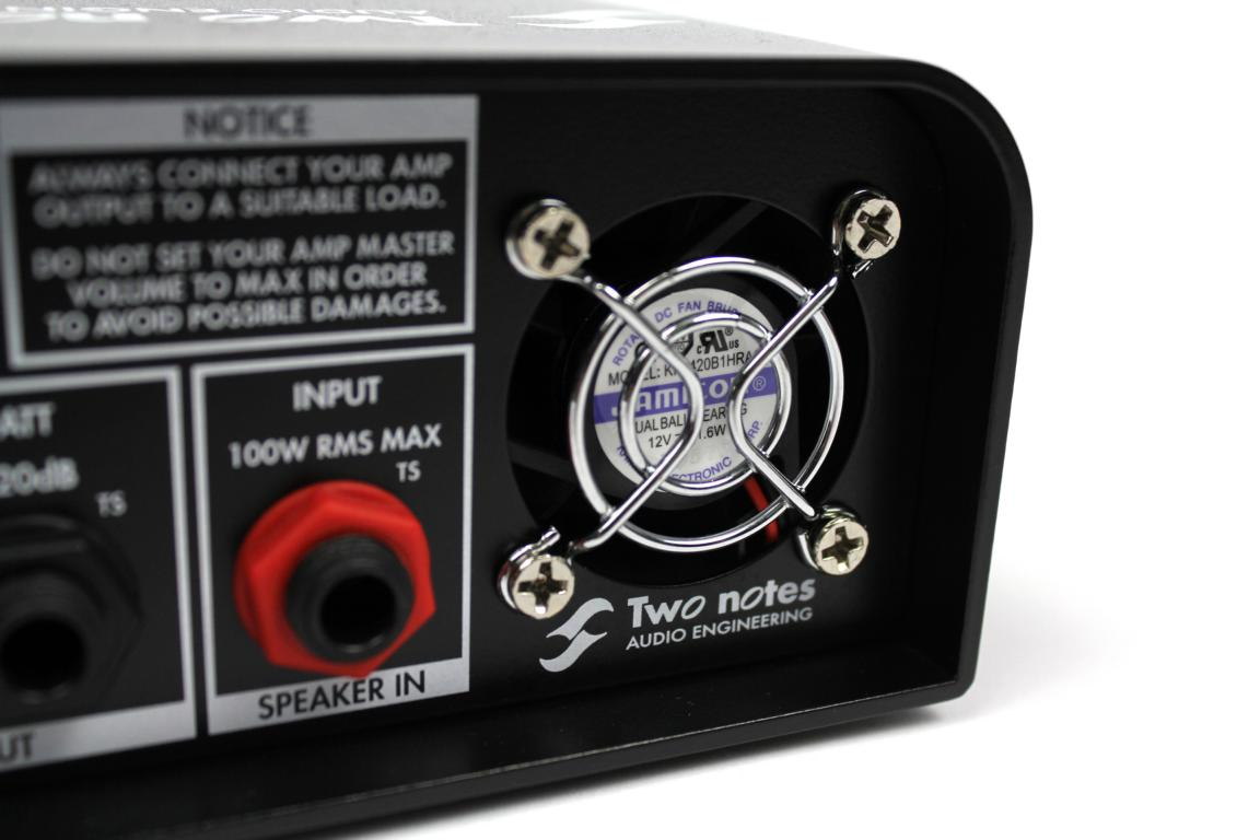 Two Notes Torpedo Captor 4 Ohm