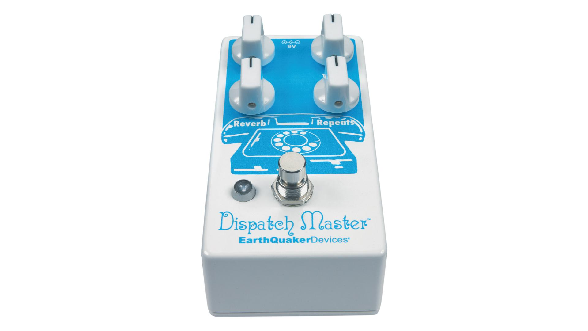 EarthQuaker Devices Dispatch Master V3 – Delay + Reverb