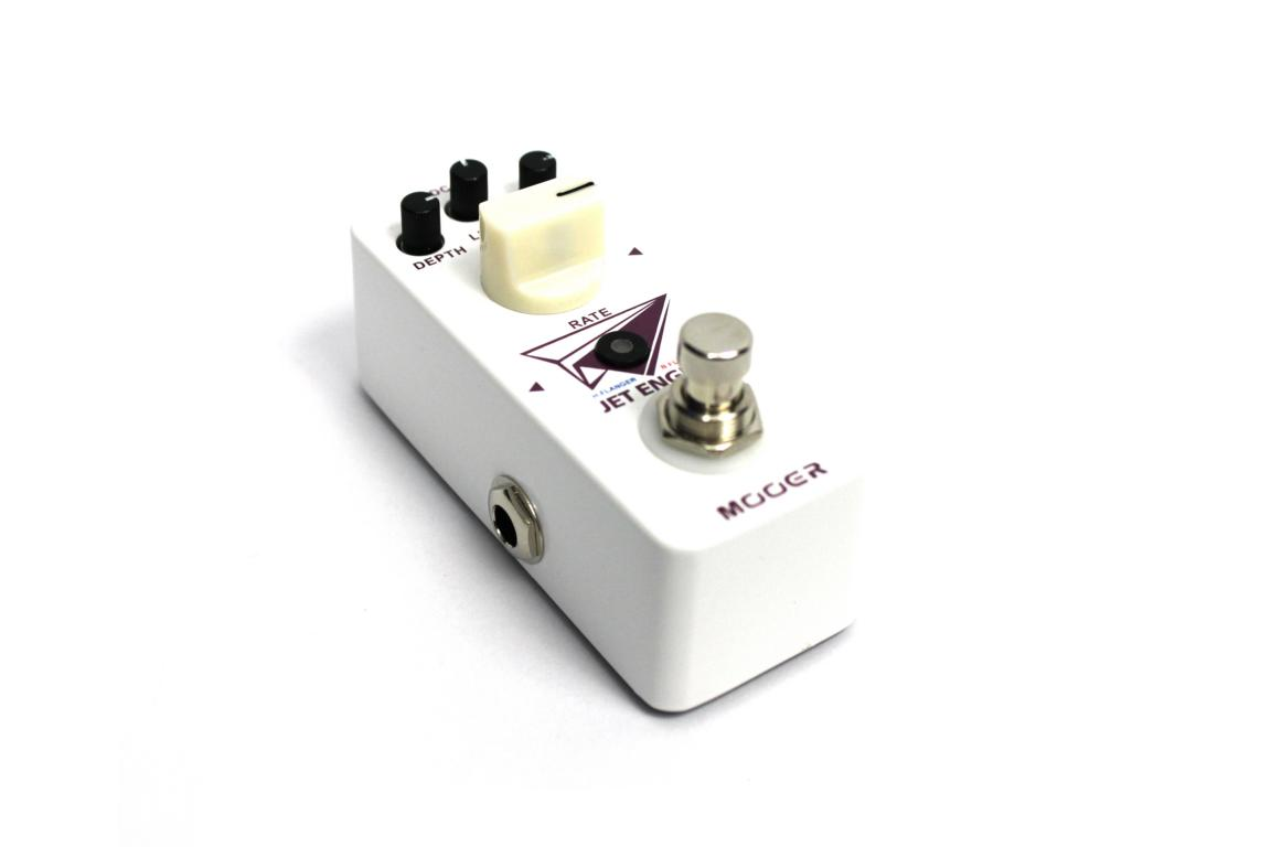 Mooer Jet Engine - Digital Flanger Pedal