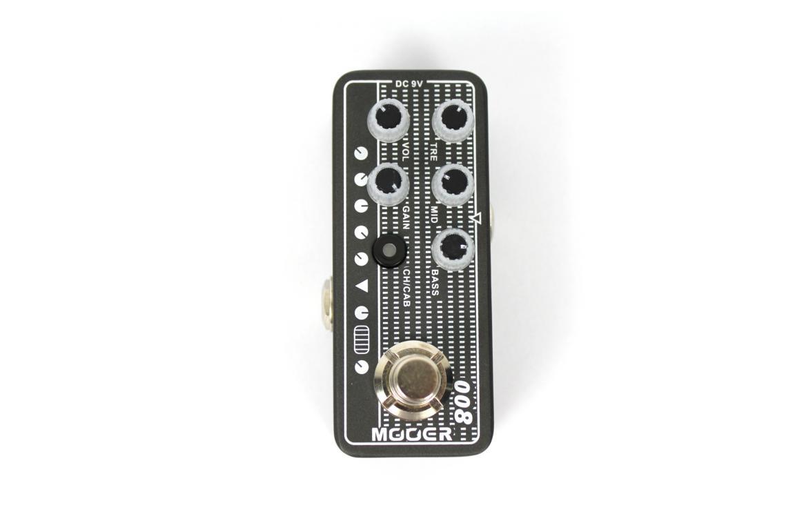 Micro Preamp 008: basiert auf Mesa Boogie MK III