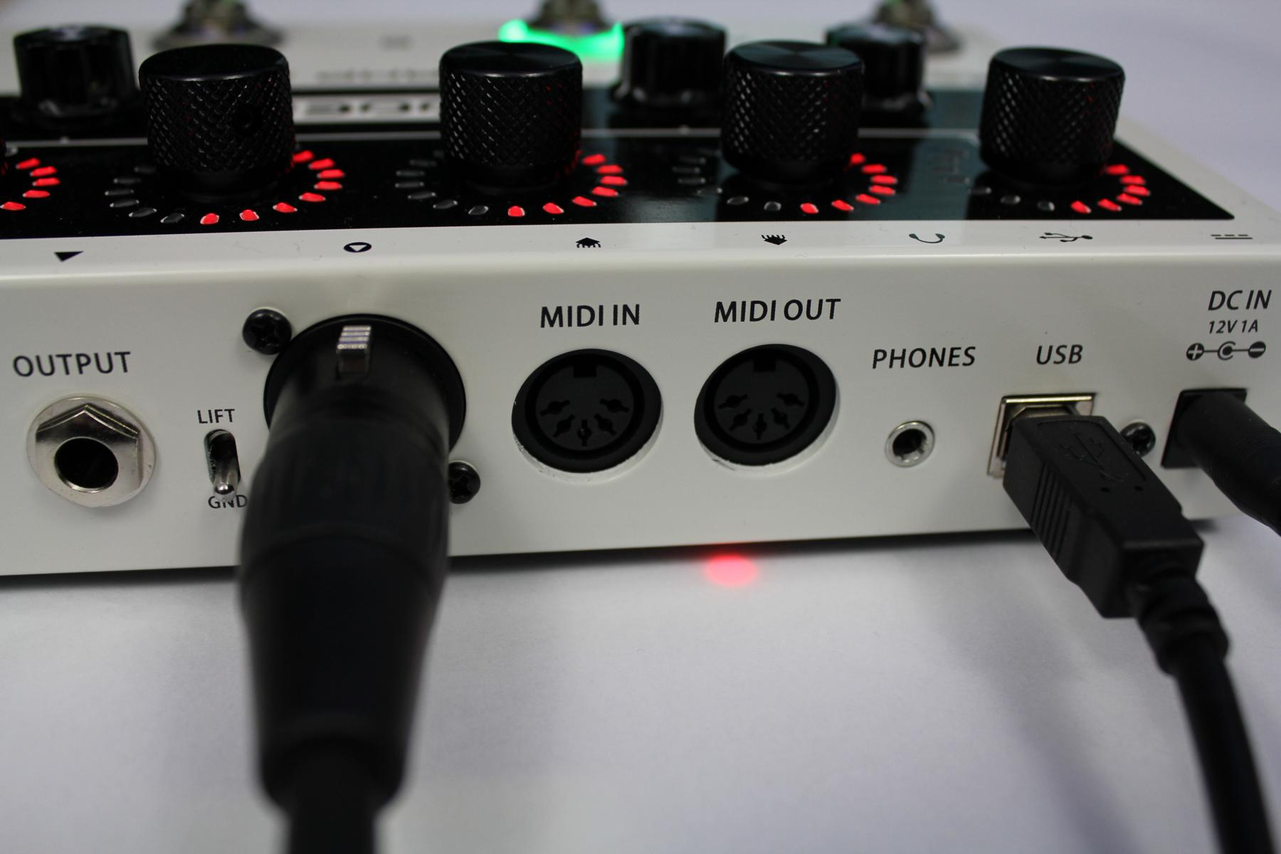 Mooer Preamp live - Digital Multi Preamp Modeler