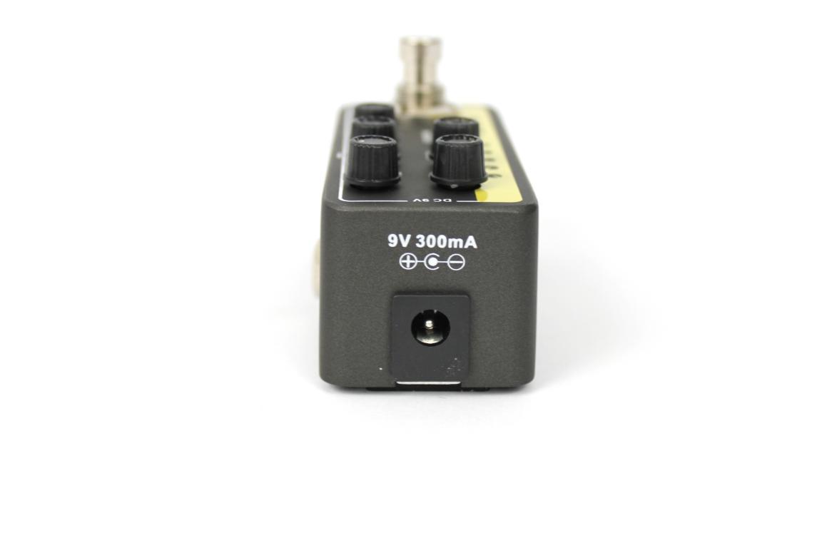 Micro Preamp 002: basiert auf Marshall JCM 900
