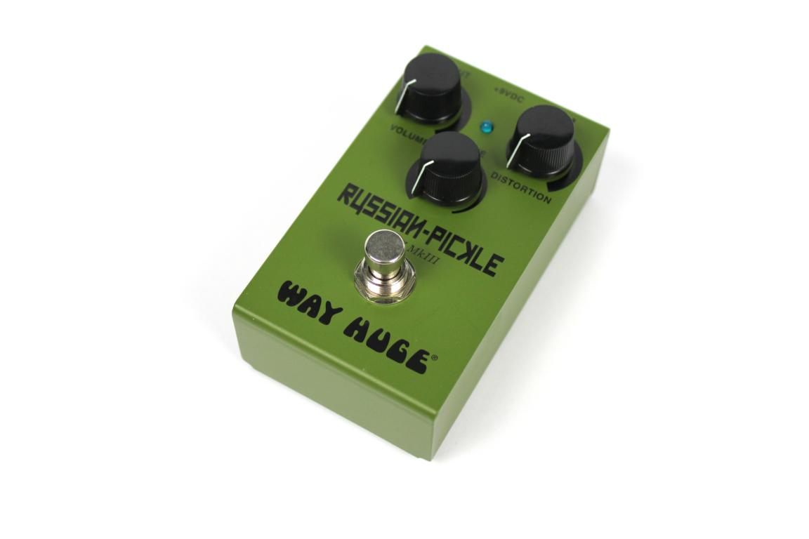 Way Huge Smalls Russian Pickle Fuzz MkIII