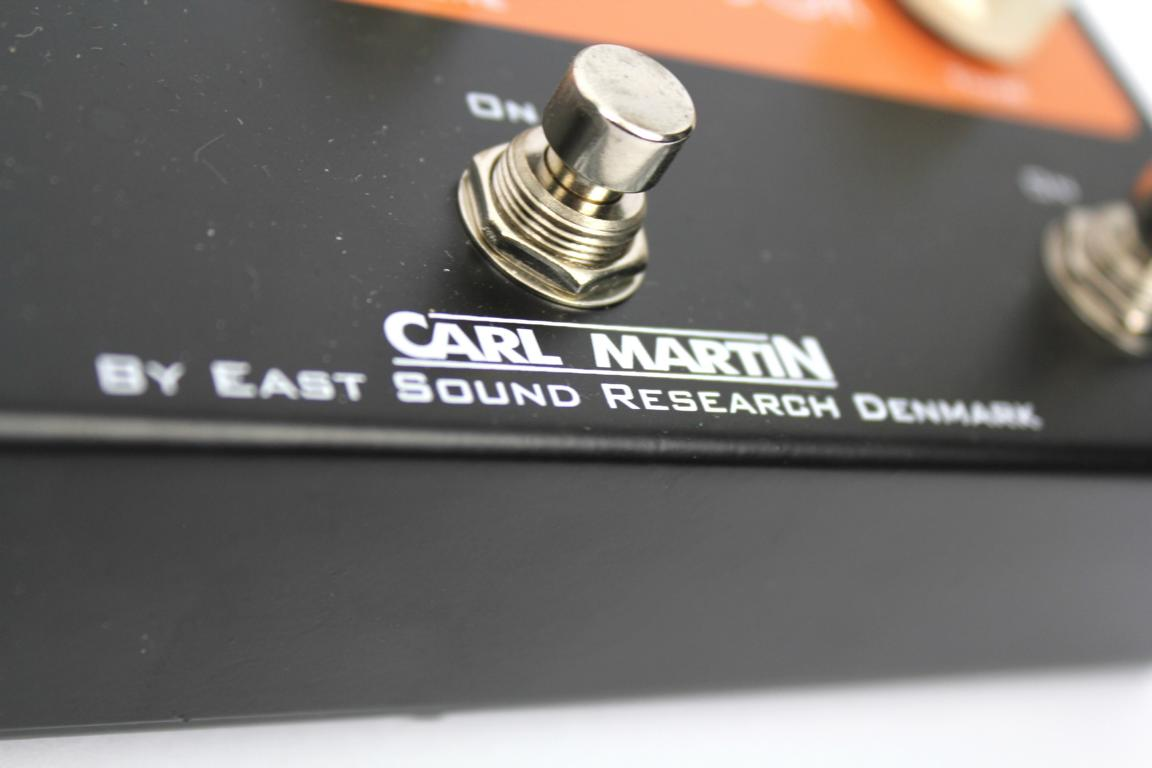 Carl Martin Greg Howe Signature Lick Box