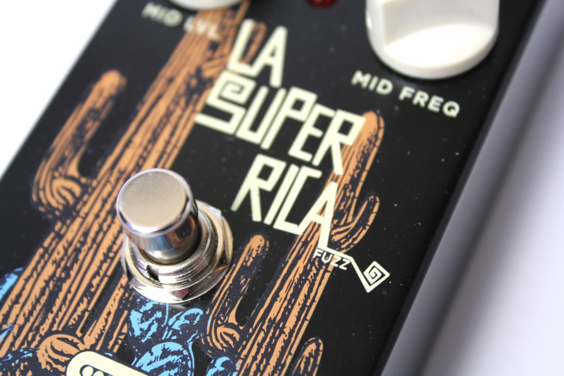 Seymour Duncan - La Super Rica Fuzz