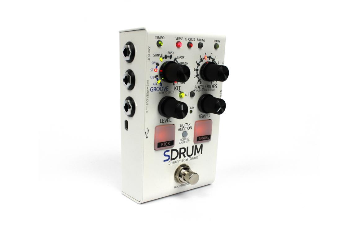 DigiTech SDRUM Strummable Drums