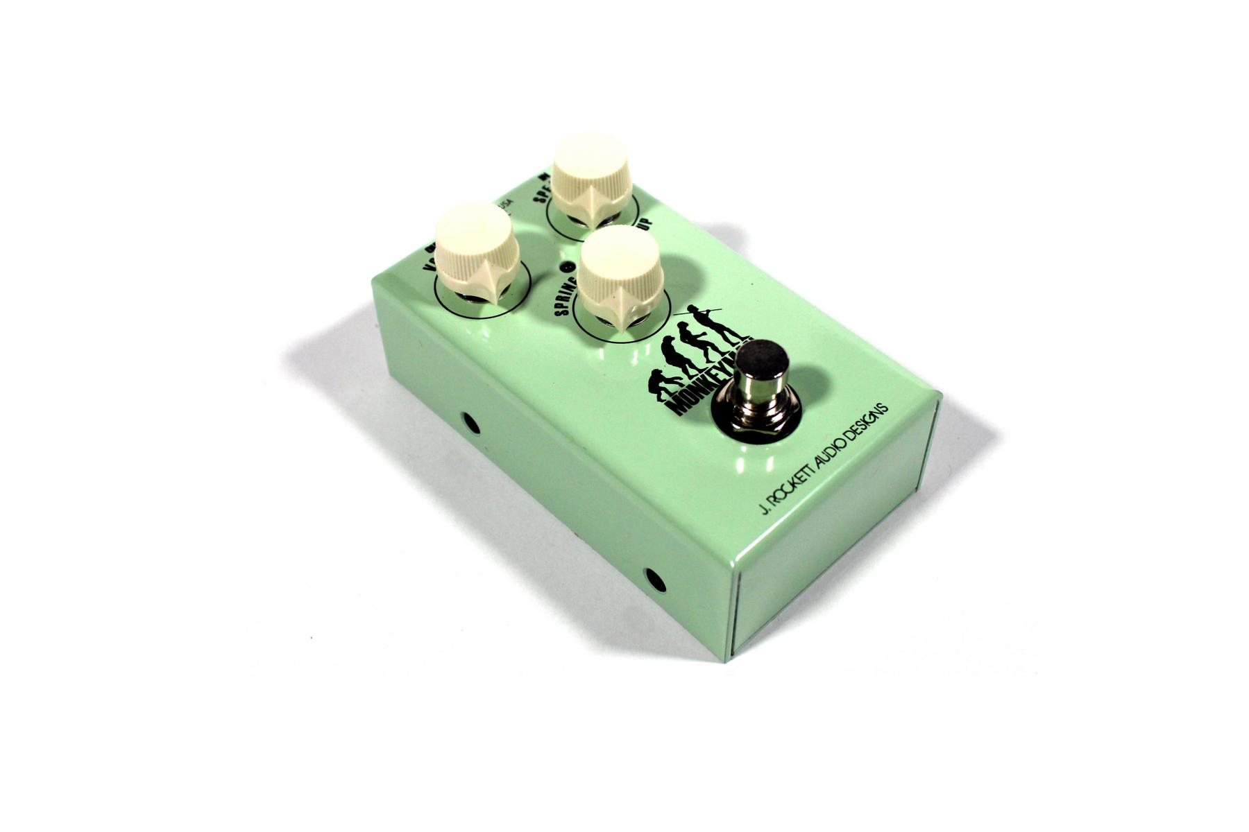 J.Rockett Audio Monkeyman Tweed OD & Reverb