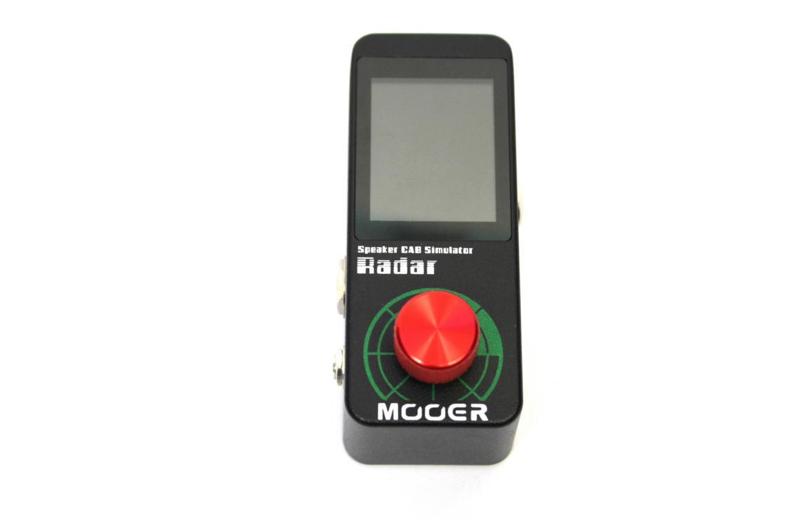 Mooer Radar MSS 1 Speaker CAB Simulator