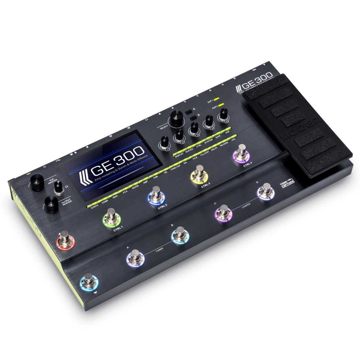 Mooer GE 300 Multi-Effect Prozessor