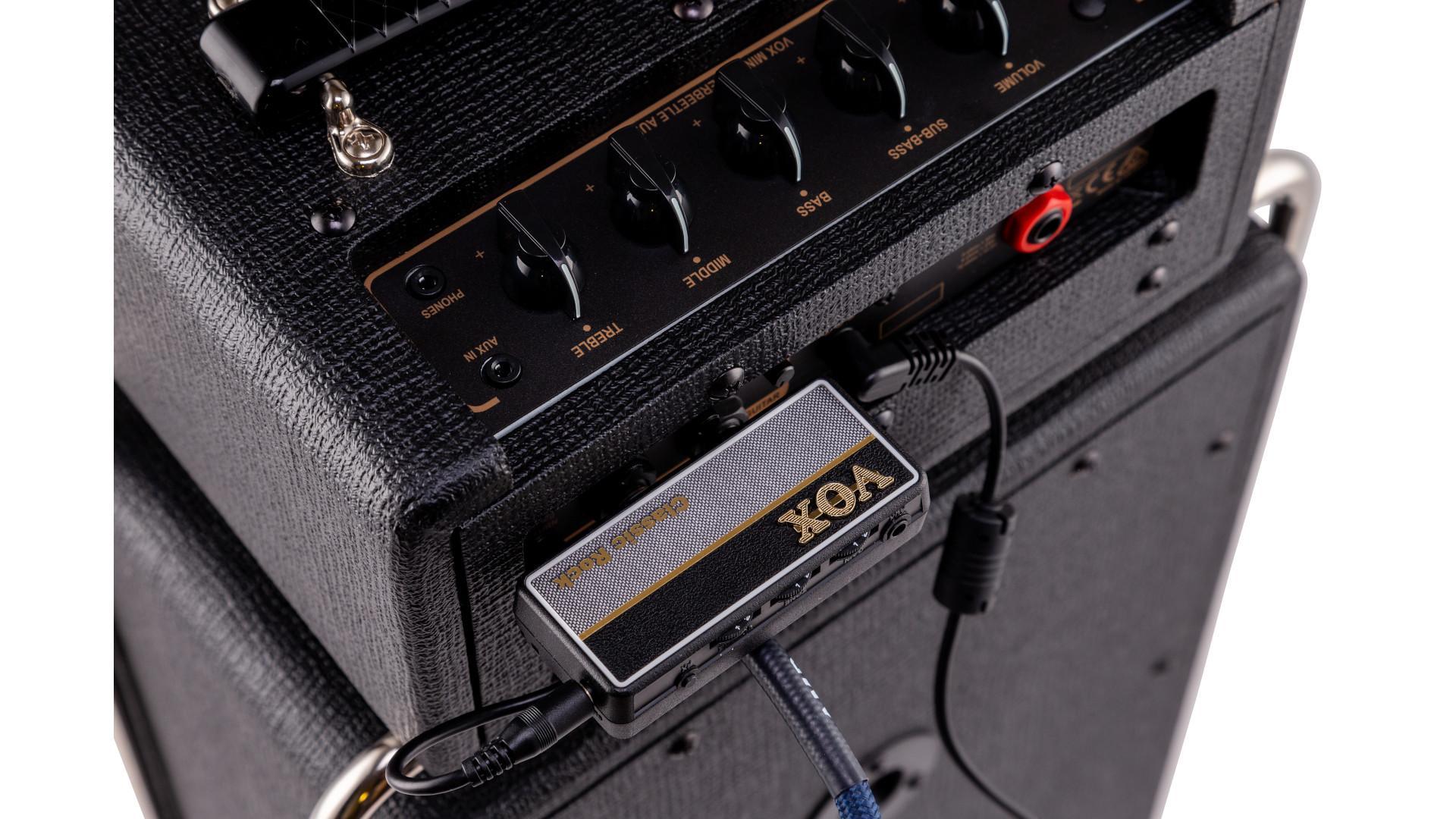 VOX Mini Super Beetle Audio
