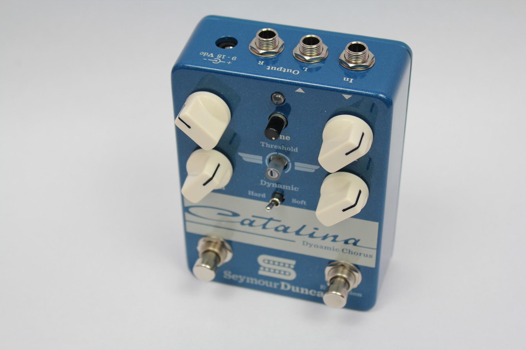 Seymour Duncan Catalina Dynamic Chorus Pedal