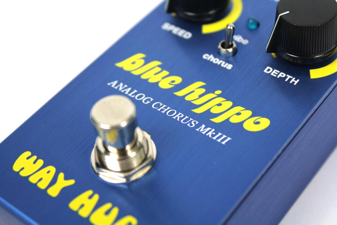 Way Huge Smalls Blue Hippo Analog Chrous