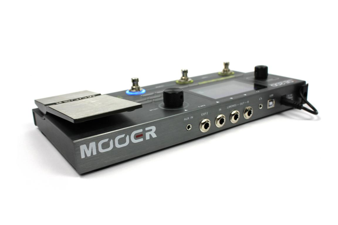 Mooer GE 200 Amp Modeler und Multi Effects