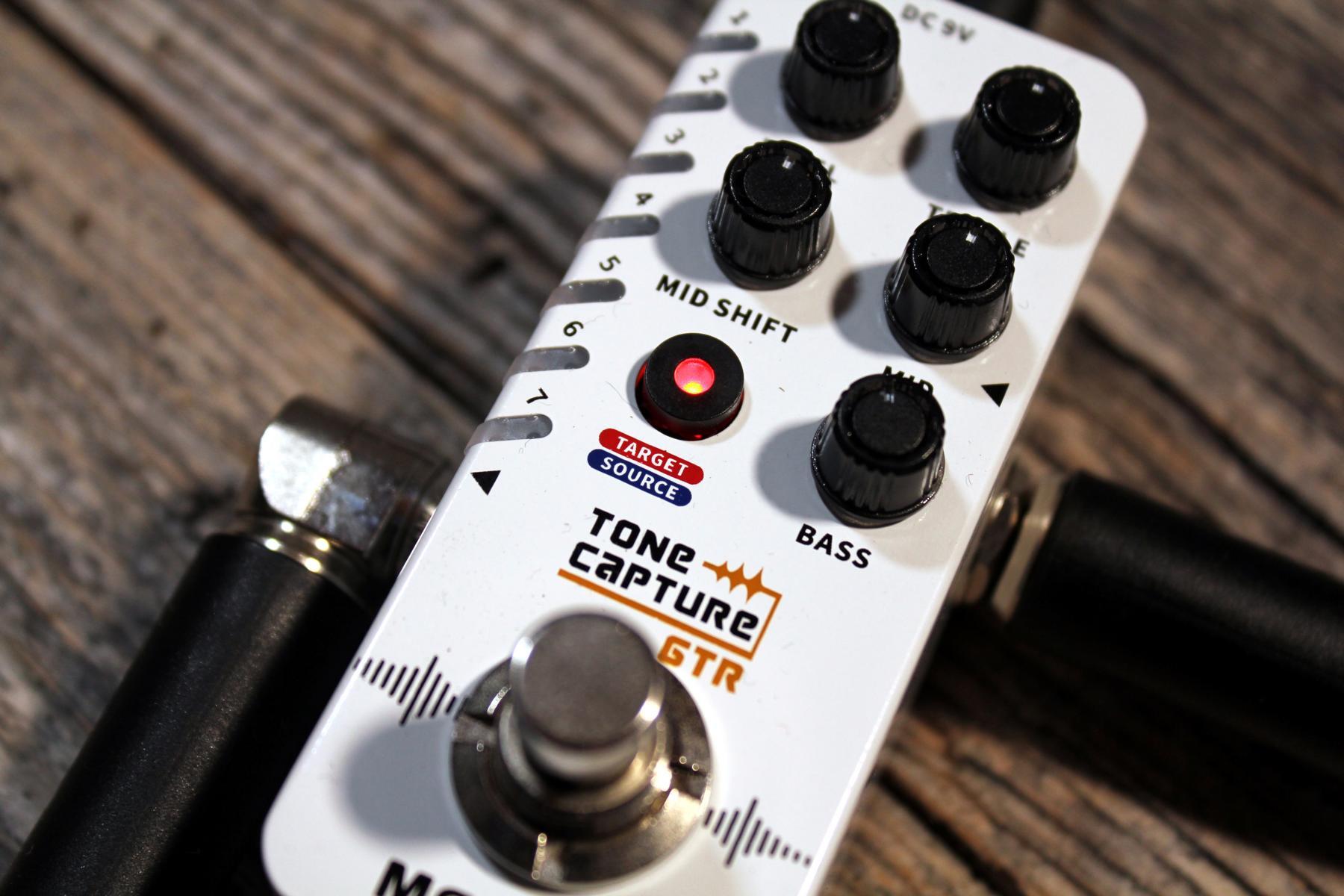 Mooer Tone Capture GTR