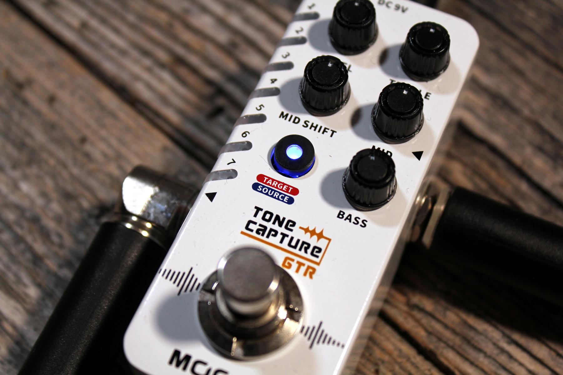 Mooer Tone Capture GTR