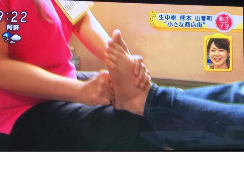2012年 NHK あさイチ テレビ出演