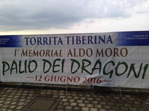 PALIO DEI DRAGONI POGGIO MIRTETO