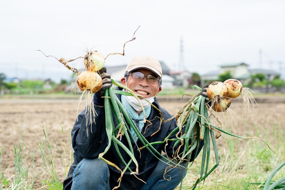 長谷川農園生産者紹介④