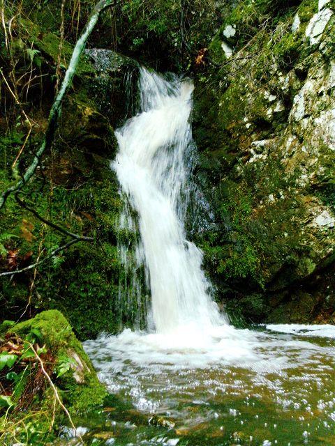 Wasserfall Acheilabachtal