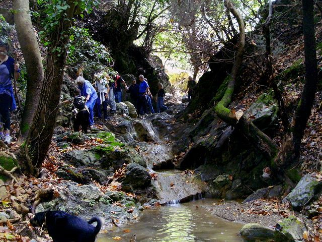 Adventure hike Lehouni
