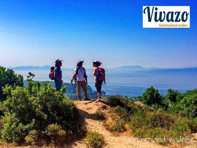 Wandern mit Vivazo