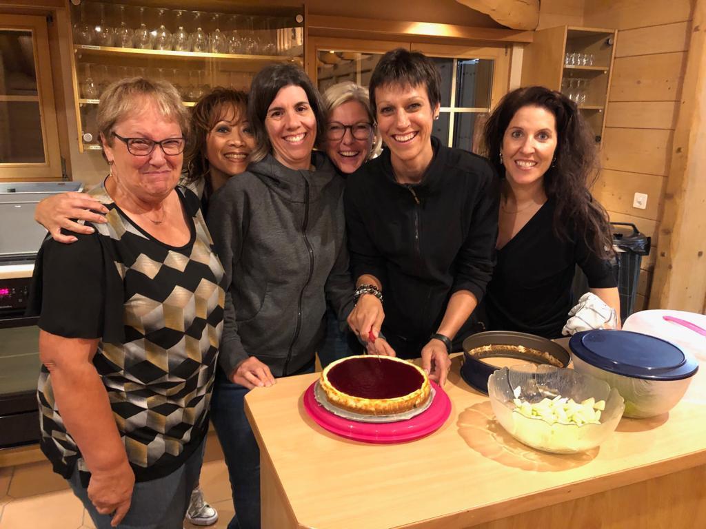 Die fleissigen Bäckerinnen