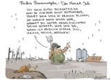 Fockis Bauernregeln - Juli