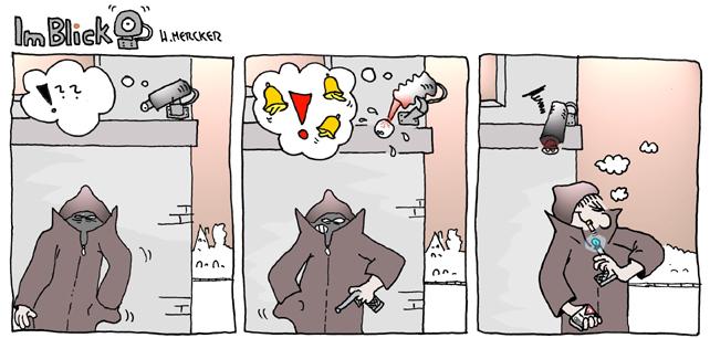 "Comic ""Im Blick 02"""