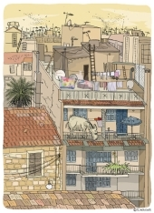 Über den Dächern Nikosias