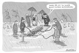 Cartoon Schwimmen