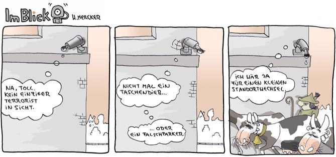 "Comic ""Im Blick 06"""